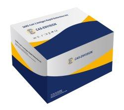 Kit per test di caduta per antigene rapido CAS-Envision Fast Reaction Rapid Kit diagnostico Kit di test a cassetta a fase unica