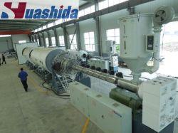 Hdpe أنابيب أنابيب أنابيب extrudder/PU رغوة Preinsulated Pipe Production Line Huashida الشركة المصنعة