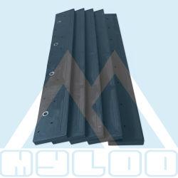 карбид вольфрама резиновой кромкой для снега нож плуга