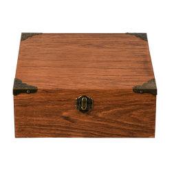 고전적인 디자인 주문 나무로 되는 담배 저장 상자 여송연 삼목 상자