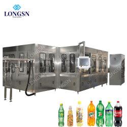 Gekohltes Getränk-abfüllende Produktion Line/3 in 1 kohlensäurehaltiger abfüllender Füllmaschine /Drink beenden, das Pflanze füllt