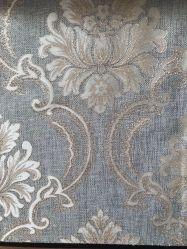 A roupa de alta qualidade elegante populares Jacquard Tecido Cortina do agregado