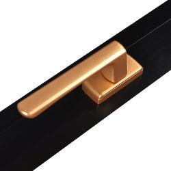 Крепежные детали задней двери квадратные для складывания ручки боковой сдвижной двери