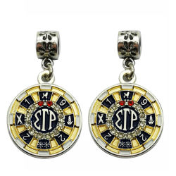 De Charme van de ontwerper voor Juwelen die Charmes voor Charmes en de Tegenhangers maken van de Legering van het Metaal van de Markeringen van de Juwelen van de Douane van de Armband de Hangende (charme-02)