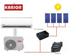 Gleichstrom-Inverter-hybrider Solarwärmepumpe-Klimaanlage Wechselstrom