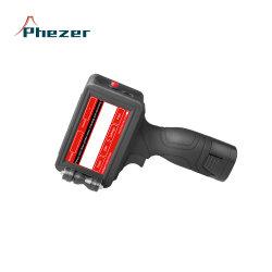 Compatibele Draagbare Handbediende Printer 2588 van de Code van de Printer van Inkjet 45si Oplosbare Inkt 2580 45