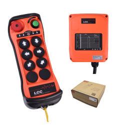 Q600 medidor eléctrico Malacate Mini Wireless pluma grúa torre de control remoto