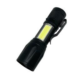 미니 LED Flashlight 어린이 여자 친구 선물 선물 베스트 현재 방수 포켓 핸디 토치 롱 레인지 고전력 자전거 토치