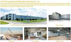 Indústria automóvel grande fluxo de ar da unidade de tratamento de ar (AHU) com núcleo de recuperação de energia