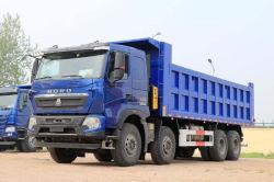 سعر منخفض شاحنة تفريغ HOWO شاحنة تفريغ شاحنة ذات شاحنة قلابة 371HP 375HP 6X4 8X4 40 t-60t تحميل مع حالة ممتازة وأفضل سعر من أجل أفريقيا