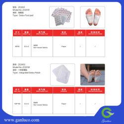Rilievo Integrated di calore del piede del Detox della zona di calore del Detox