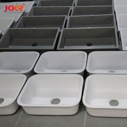 Kkr Undermount Kithchen 수채 아크릴 단단한 돌 부엌 개수대