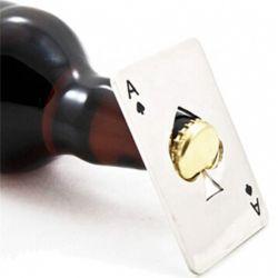 Het Embleem van de Flesopener van de Creditcard van de Gift van de Stijl van de Kaart van de druk