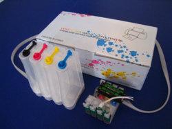 O sistema de fornecimento de tinta contínuo para a Epson Tx120/T22/T12, Novo Chip OS CISS