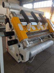 280s flûte automatique machine Facer unique en ligne de production de carton ondulé