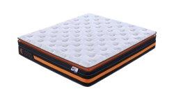 Euro Pillow Top Reina muebles Productos de espuma de memoria colchones Pocket firme sensación