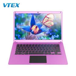 Mini 14inch laptop ultra delgada pantalla Full HD 512 GB SSD portátil de la Oficina de metal