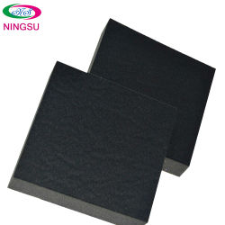 Anti-Winding Cloth-Covered insonorizada algodão plana