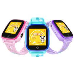 4G WiFi GPS Aufruf-intelligente Uhr der Verfolger-Kind-Telefon-Uhr-PAS für Kinder Kt10