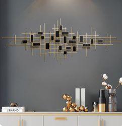 La lumière de style de luxe Home TV Contexte Wall Hanging pendentif décoratif en 3D