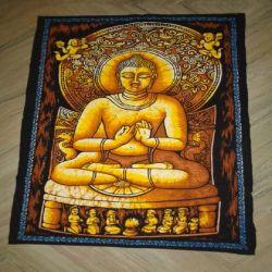 Designs de Buda indiano Batik Imprime cartazes parede misturar corresponder imprime