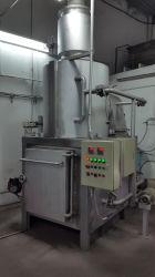 Gasoil incinerador de residuos médicos biológico de eliminación de aguas residuales domésticas