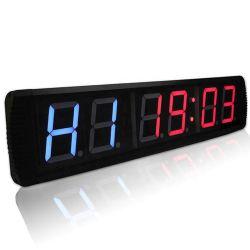 Okpro Boxing Timer Cross LED-scherm Echo Gym Timer