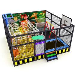 Il tema standard di nuovo di disegno dei bambini piccolo tema dell'interno del campo da giuoco scherza il grande campo da giuoco dell'interno da vendere