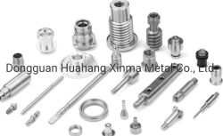 Pièces en laiton lisse personnalisé le polissage CNC la précision des composants de rechange La fabrication de pièces de rechange d'usinage CNC