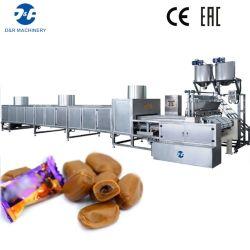 Caramelo Caramelo Equipo Producción Máquina automática Línea Depositando