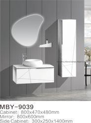 Отель европейского современная ванная комната из ПВХ Wall-Hung шкафы