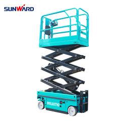 Sunward het Elektrische het schaar-Type van hydraulisch-Aandrijving Swsl0807HD LuchtPlatform van het Werk