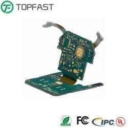 고품질 다중층 유연한 PCB는 PCB 회로 제조를 엄밀하 구부린다