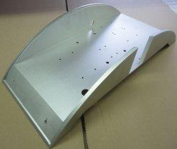 صنع وفقا لطلب الزّبون يثقب/يثنّي يختم أجزاء مع يغلفن سطح