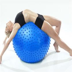 De nouveaux sports de balle de Yoga de remise en forme de PVC