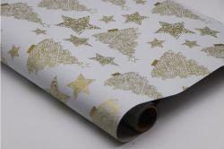 Настройка печати высококачественных цветных тканей упаковки бумаги