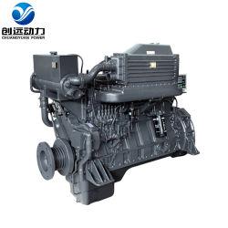SDEC Sc15g 280-330kw 6 Zylinder verwendet japanische man-Serie an Bord Bootsmaschine Philippinen Diesel Marine Motor