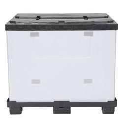 간편한 접이식 경량 맞춤형 견고한 플라스틱 팔레트 컨테이너