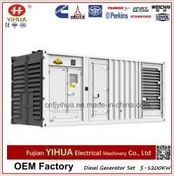 1000kW/1250kVA Container gruppo elettrogeno diesel silenzioso con Cummins