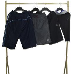 Sport-Abnützung der zweite Hand-Kleidungs-Männer für Sommer