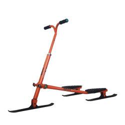 Trikke 3 roues roue véhicule de déneigement Kids Scooter des neiges traîneau