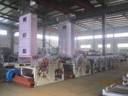 綿ファブリック廃棄物リサイクル機械ライン綿ファブリック / ラグ / ポリエステル