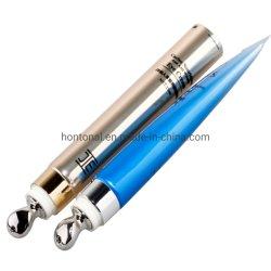 Qualitäts-Luxuxplastik lamelliertes elektrische Metalapplikatoren-Augen-Aluminiumsahne-kosmetisches verpackengefäß
