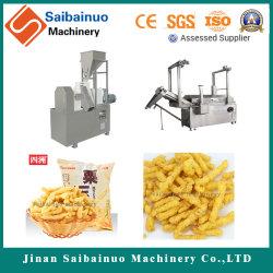 Haute qualité à faible prix des boucles de fromage Machine Processus Kurkure Cheetos de ligne de la machine