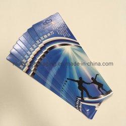 Modifica su ordinazione di caduta del documento del cartone di stampa della fabbrica per vestiti/sacchetto/pattini