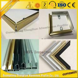 Алюминий поставщика алюминиевого сплава рамка для фотографий с различных размеров