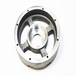 Pignon de fonte ductile recouvert de sable de moulage en coquille de la technologie de pièces mécaniques CNC