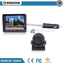 Système de vidéosurveillance sans fil avec 3,5 pouces moniteur sans fil et de papillons pour voiture Mini appareil photo