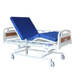 Ökonomisches vier Funktions-elektrisches geduldiges Gebrauch-Krankenhaus-Klinik-Bett