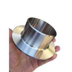 Soldadura de acero inoxidable integrada Montaje del tubo de 304 Ramal final